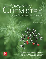 organic chemistry with biological topics amazon co uk janice