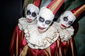 Psycho Halloween Costume Escape Psycho Circus U2013 Biggest Halloween Party West