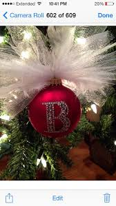 35 best monogrammed ornaments images on
