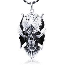 man charm necklace images Neoteric ideas men s pendants for necklaces snake coiled around jpg