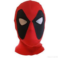 deadpool halloween costume party city deadpool mask face head mask cover halloween costume party cosplay