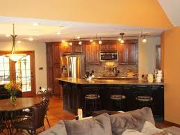 rustic open concept floor plans bungalow marissa kay home