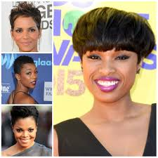short hair styles of african american celebrities best hair