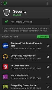 lookout premium apk free lookout security antivirus 9 3 premium for android review