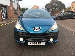 2009 peugeot 207 1 6 hdi diesel sport 5 door 5 speed manual motd