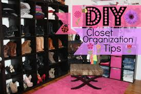 diy closet organization tips maximize your closet space youtube
