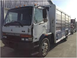 mitsubishi truck indonesia 1999 mitsubishi fuso fm beverage truck vander haags inc spencer
