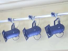 floor mounted stage lighting eis audio visual lighting equipment hire