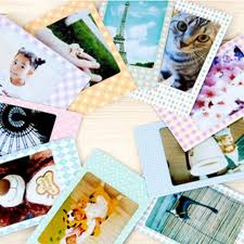 high quality photo albums 20 pcs bag diy scrapbook paper photo albums photos frame 100