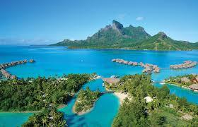 Bora Bora On Map Of The World by Four Seasons Resort Bora Bora Luxury Hotels Travelplusstyle