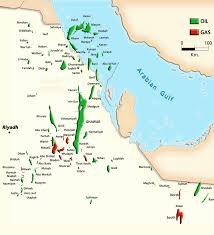 Alaska Pipeline Map by Petroleum Insights Maps