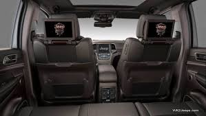 jeep inside view 2014 grand cherokee srt features u0026 changes page 54 jeep