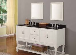 Double Vanity Basins Stunning Double Sink Bathroom Vanity Allen Roth Auburn With Top Uk