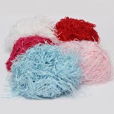 Tissue Paper Gift Wrap - best 100g shredded tissue paper gift wrapping hamper basket