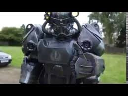 Halloween Costume Armor Fallout Power Armor Halloween Costume Cosplay
