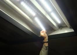 2 foot led light fixture 5000 kelvin led retrofit kit for 4 bulb 2x4 fixtures or 2 bulb 2x8