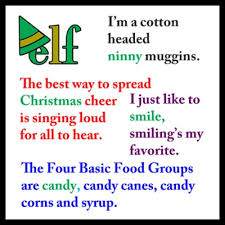 15 best elf quotes images on pinterest elf quotes christmas