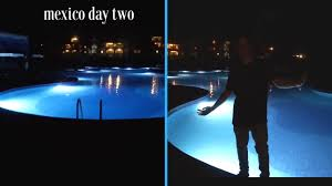 sneaking into massive pool at night insane youtube