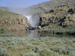 alcova dam near casper wyoming alcova reservoir is a favorite