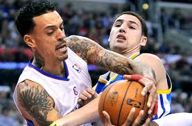 Matt Barnes Warriors Clippers Vs Warriors How Two Unfriendly Rivals Match Up Latimes