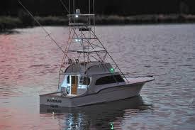 model boats by captains models