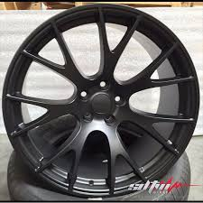 22 inch rims for jeep grand 22 hellcat wheels satin black style rims fits jeep grand