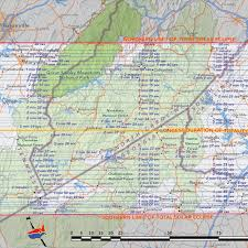 Map Of Tennessee And Georgia by Best Places To View U2014 Total Solar Eclipse Of Aug 21 2017