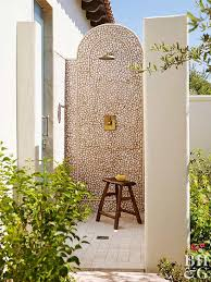 How To Make An Outdoor Bathroom Best 25 Outdoor Showers Ideas On Pinterest Pool Shower Garden