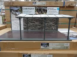 Patio Gazebo Costco by Furniture Contemporary Costco Carport For Outdoor Decoration Idea
