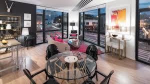 poor one bedroom apartment bedroom design round black wooden bed
