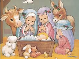 cute baby jesus in a manger christmas card jesus and christmas