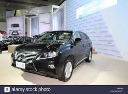 used lexus for sale in thailand bangkok august 4 lexus rx270 car on display at big motor sale