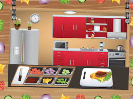 sandwich maker crazy fast food cooking and kitchen game app