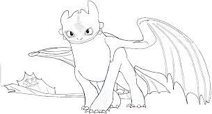 draw toothless train dragon 2 easy