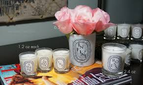 diptyque candle set x10 nordstrom exclusive the look book