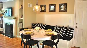 Corner Seating Bench Corner Kitchen Table With Bench For You Modern Home Lovers