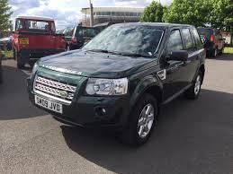 2009 land rover freelander 2 gs td4 e low mileage sold pvh land