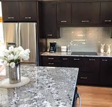 best for cherry kitchen cabinets favorite granite counters to top cherry wood cabinetry