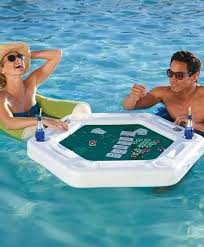floating table for pool poker table pool float casino bonus code ohne einzahlung 2018