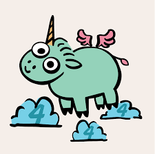 the year of the ugly unicorn cloud four