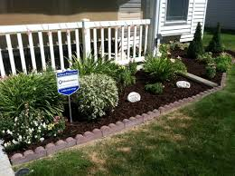 flower bed ideas front of house buythebutchercover com cool flower bed ideas front of house