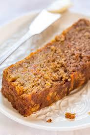carrot apple bread averie cooks