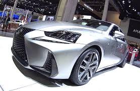 youtube lexus is300h 2017 lexus is revealed at paris motor show auto news auto