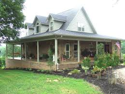 House Plan With Wrap Around Porch Best 25 Brick House Plans Ideas On Pinterest Painted With Wrap