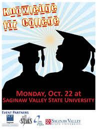each year we help put on u201cknowledge for college u201d a free