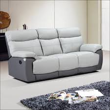 Electric Recliner Sofa Furniture Wonderful 3 2 Leather Recliner Sofas Leather And
