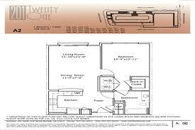bath floor plans 201 twenty one studio one and two bedroom floor plans
