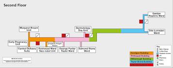 maternity hospital floor plan birth unit