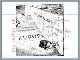Iron Curtain Political Cartoons The Cold War Begins Origins Of The Cold War Ppt Video Online