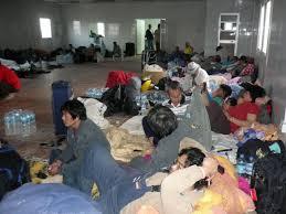 Stranded OFWs on Libya